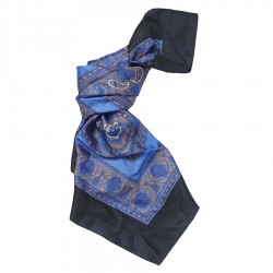 Banburry Scarf 100% silk 88x88