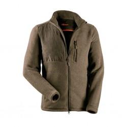 Blaser Fleece jakke Johann Mud