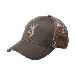Browning Cap, Brown buck, RT Xtra