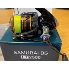 Daiwa Samurai 2500 SG på spolet 0,17