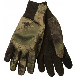 Härkila Lynx fleece handske AXIS MSP Forest green