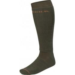 Härkila Pro Hunter 2.0 Long socks Green/brown