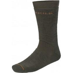 Härkila Pro Hunter 2.0 short socks Green/brown