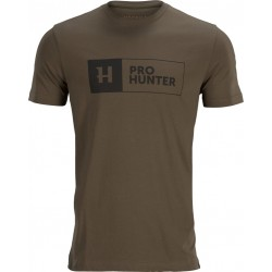 Härkila Pro Hunter S/S t-shirt Slate Brown