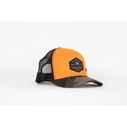 Haunter Cap Orange/camo