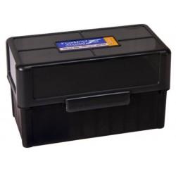 Hinge-Top Ammo Box #505, 222-223rem 50 stk.