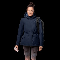 Jack Wolfskin Lake Louise jakke Midnight Blue