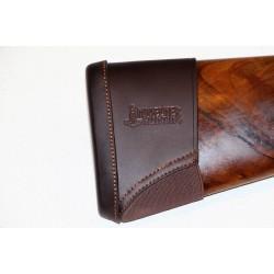 Kolbefolænger brun læder Str. M