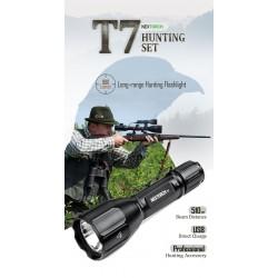 Nextorch T7 Hunting set 900Lumen