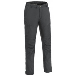 Pinewood Tiveden TC-Stretch Zip-Off D.Anthracite