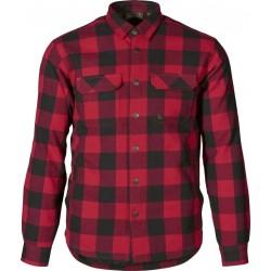 Seeland Canada skjorte rød