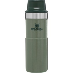 Stanley Trigger Action Travel Mug 0,35L Green