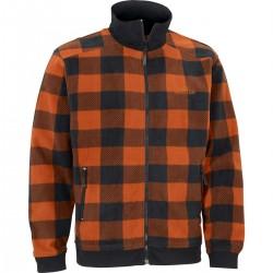 Swedteam Lynx M Sweater Full-zip Orange